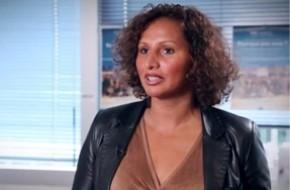 Samira Djouadi, déléguée générale de la Fondation TF1