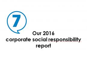0ur 2016 CSR Report