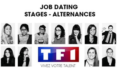 Le job dating TF1