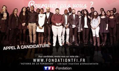 La Fondation d'entreprise TF1 recrute !