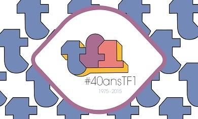 #40ansTF1 : Fêtons les 40 ans de TF1 ensemble