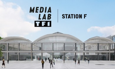 SEASON 2 OF THE TF1 GROUP START-UP BOOSTER PROGRAM AT STATION F
