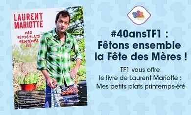#40ansTF1 : Fêtons ensemble la Fête des Mères !