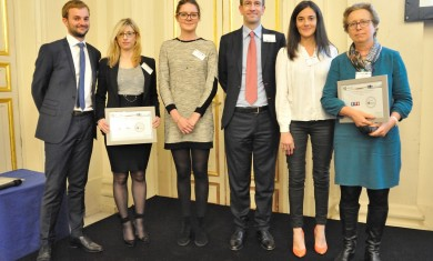 The TF1 group wins a new award for its social responsibility policy