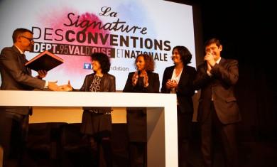 La Fondation TF1 signe une nouvelle convention de partenariat