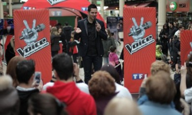 The Voice : A grassroots events-based operation for The Voice