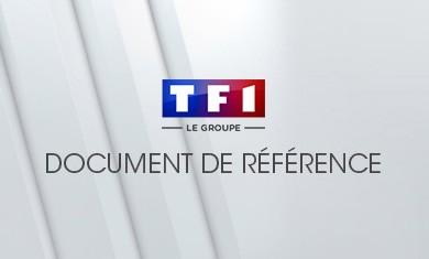 Communiqué de mise à disposition du Document de Référence 2018 de TF1
