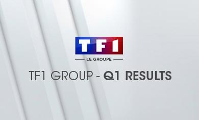 TF1 Q1 2004 Revenue