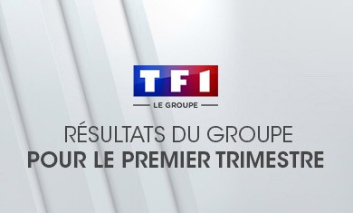 Résultats de TF1 pour le premier trimestre 2005