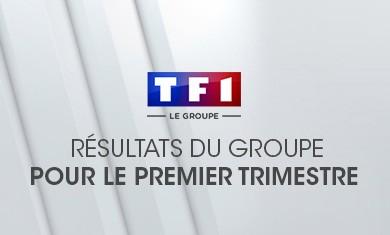 Chiffre d'affaires de TF1 du premier trimestre 2004