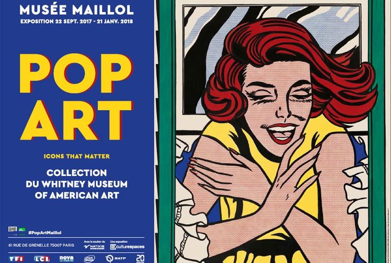EXPOSITION POP ART