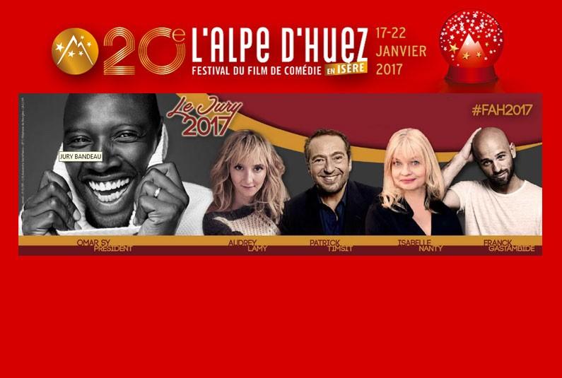 Festival du Film de Comédie de l'Alpe d'Huez
