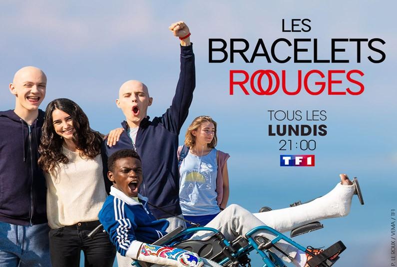 LES BRACELETS ROUGES - SAISON 2