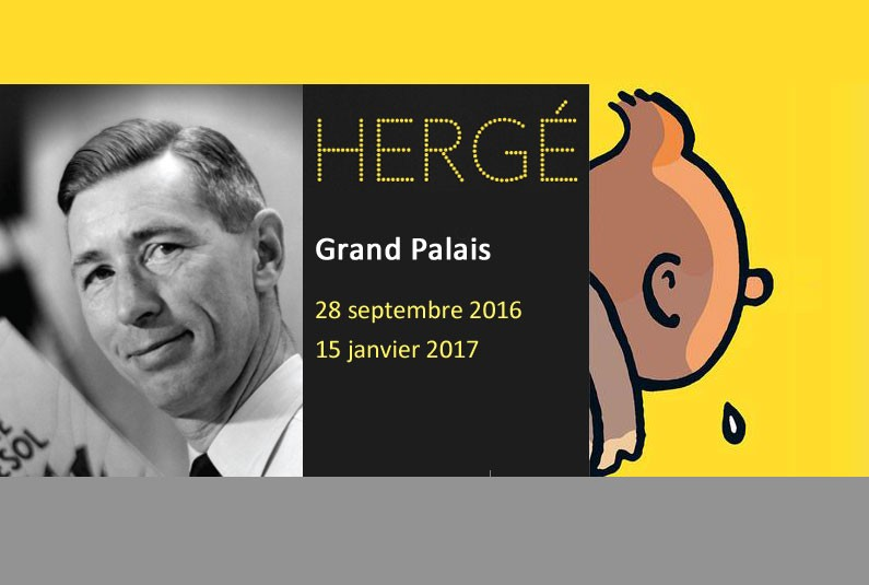 HERGE'S EXHIBITION