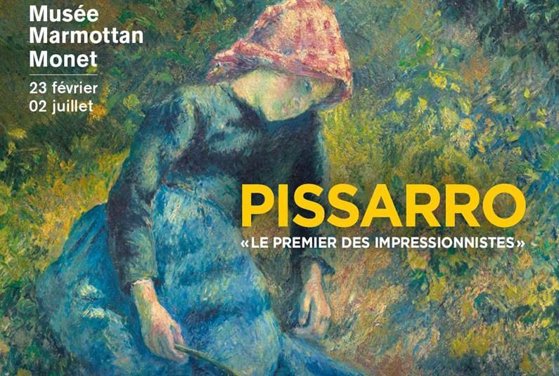 PARTNERSHIP PISSARO EXHIBITION