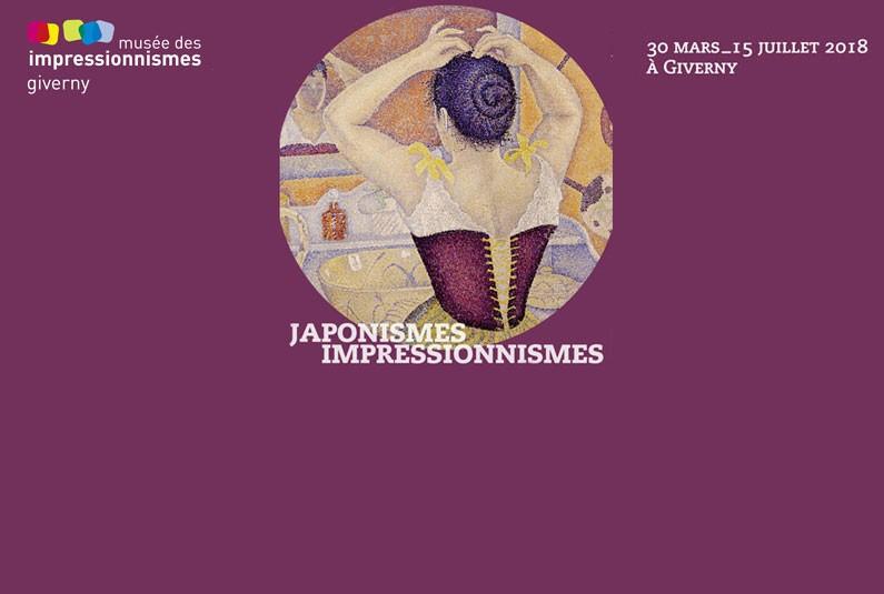 Exposition Japonismes Impressionnismes au Musée des Impressionnismes de Giverny