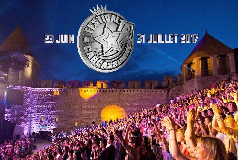 TF1 est partenaire de l'un des 10 plus grands festivals français : le festival de Carcassonne !