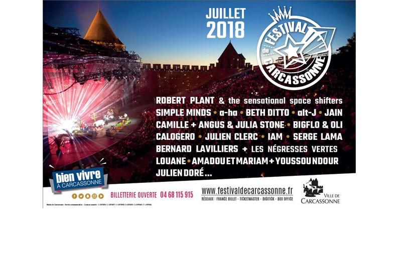 CULTURAL EVENT - Festival de Carcassonne