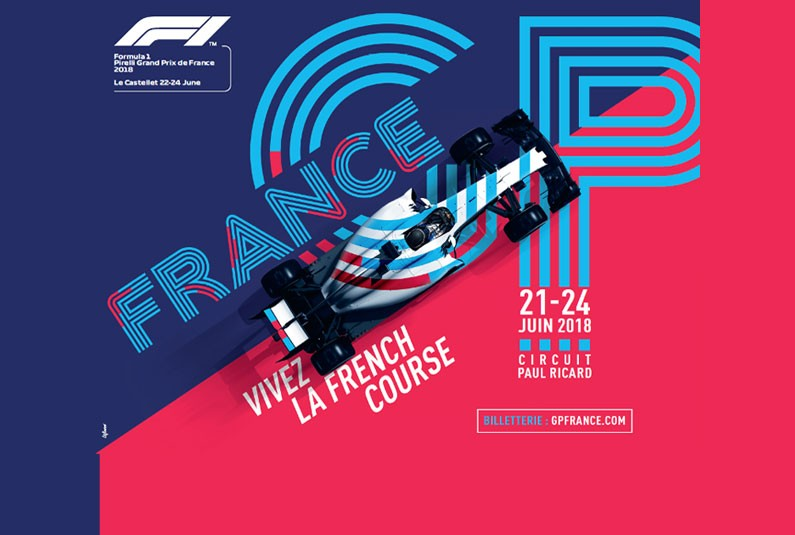 EVENEMENT SPORT GRAND PRIX DE FRANCE F1