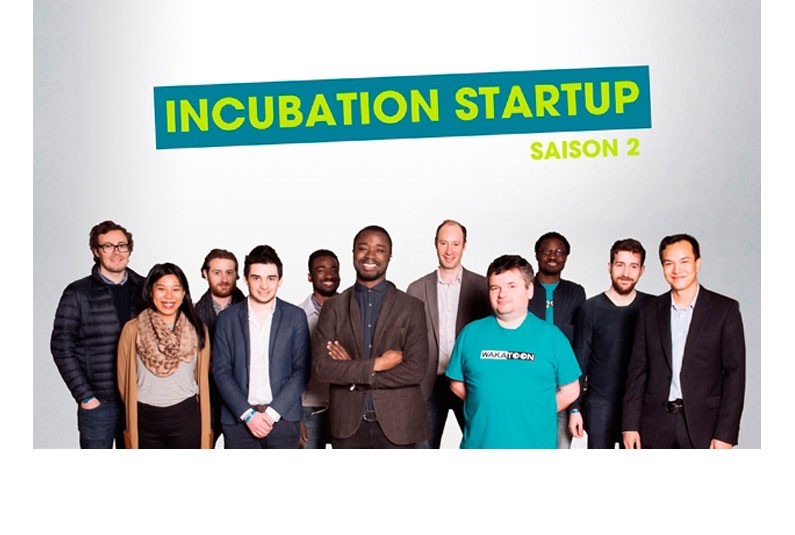 Second season for the TF1 group's start-up incubation programme