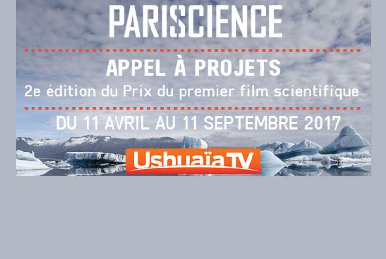 PARTENARIAT USHUAÎA TV - PARISCIENCE