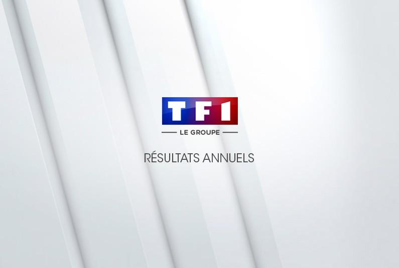 Résultats annuels 2015 du groupe TF1