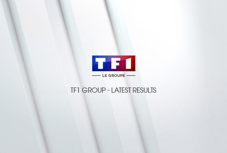 TF1 GROUP - LATEST RESULTS