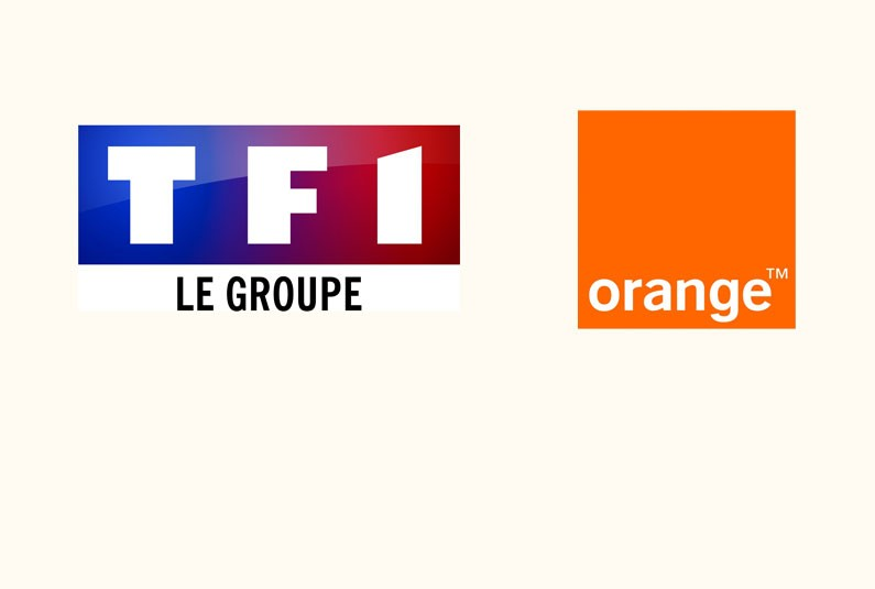 ACCORD DE DISTRIBUTION TF1 ORANGE